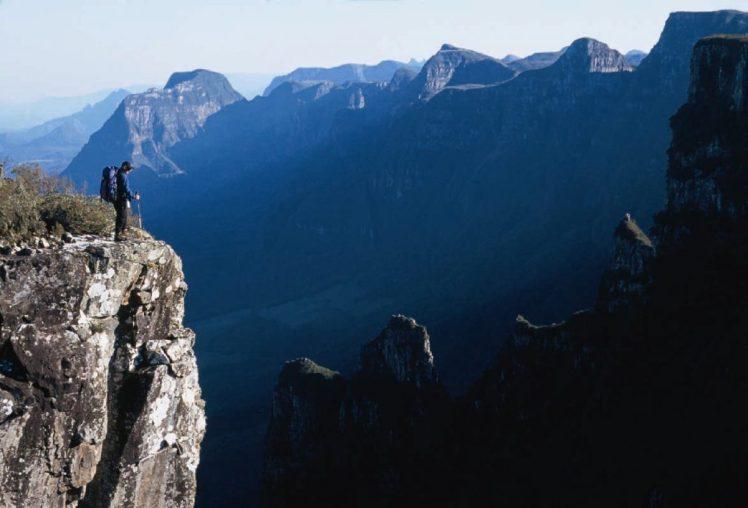 Espraiado Canyon- Serra Geral Mountains- Santa Catarina- photo by Juan Rivas