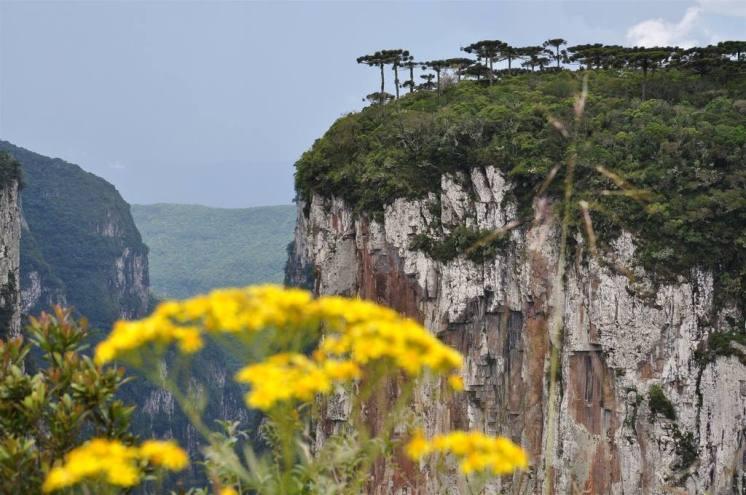 Itaimbezinho Canyon- Aparaos da Serra National Park