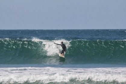 Surfing in Brazil