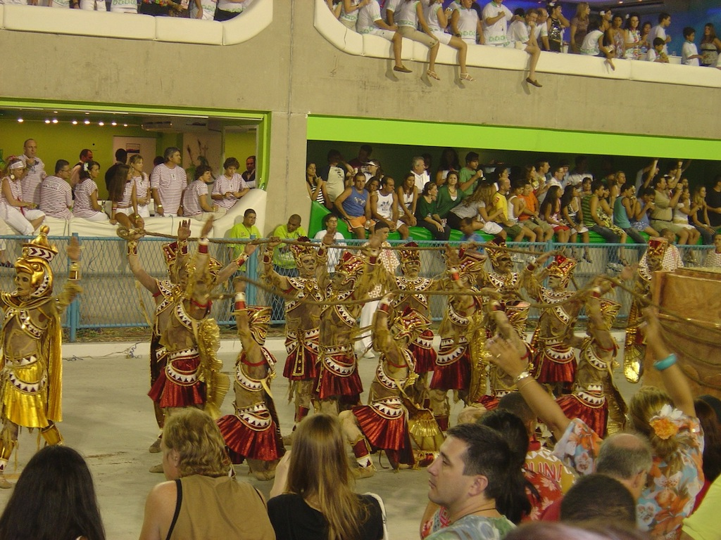 Carnival at Sambodromo Rio Brazil www.brazilfilms.com a film production service