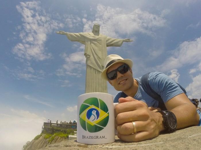 Brazilgram no Cristo Redentor