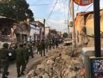 墨西哥規模7.1強震    5台僑受困廢墟