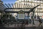 巴黎地鐵也傳恐攻? 持刀男攻擊士兵被壓制喊阿拉