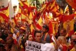 沒去公投!35萬加泰隆尼亞人終於上街反對獨立