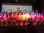 樂兒學園和樂青中心舉行創校20週年暨幼稚班畢業典禮感恩禮拜