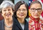 全球權勢女性 蔡英文升至15名