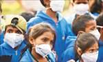 空污毒害嬰兒 印度中國最危險