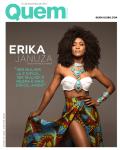Erika Januza:「作女人不簡單,作為黑人女人更不容易」