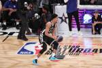 NBA》豪哥隊友好強!丁維迪摘技術挑戰賽冠軍