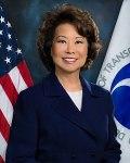 出身台灣 美國首位華裔聯邦女部長 趙小蘭
