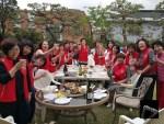 韓國華僑婦女聯合會舉辦端午包粽會