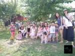 童玩正夯 德阿里山中文學校歡慶正體漢字文化節