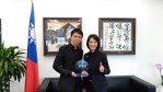 駐奧地利史大使亞平恭喜青年指揮家鮑恆毅在斯洛維尼亞AEGIS CARMINIS國際合唱指揮大賽奪銀