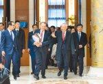 美代表下周赴京 拚4月底簽協議