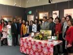 美華文藝季在洛杉磯文教中心開跑