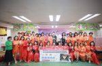 衛褔部彰化老人養護中心 再次獲得世華婦女團體捐贈