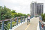 平鎮推自行車步道斷點整合