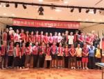 巴西梅苑會慶祝中華民國108年雙十國慶舉辦乒乓球友誼賽