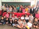巴拉圭中正學校教師節慶祝活動 感恩教師澤被杏壇
