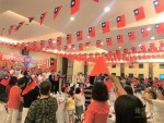 菲律賓中北呂宋慶雙十 徐佩勇謝丹轆僑胞支持