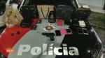 聖保羅州男子接連搶劫被警方抓獲