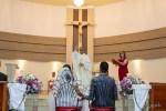 皮奧伊州神父用啞語主持婚禮
