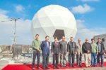 中大衛星任務作業中心揭牌