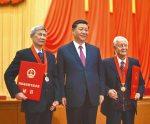 黃旭華、曾慶存 獲陸最高科技獎