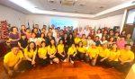 巴西華人資訊網舉行活力創新喜悦分享新春茶會