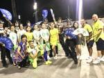 聖保羅華人參加首次聖保羅嘉年華桑巴舞大賽彩排