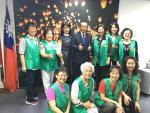 聖保羅經濟文化辦事處志工團舉辦溫馨歲末餐敘