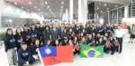 巴西僑青返臺參加僑務委員會海外青年臺灣觀摩團