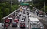 狂歡節間2百萬汽車將離開聖保羅市