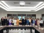 泰國臺灣會館新屆幹部 拜會駐泰代表處
