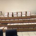 巴西華人協會向聖保羅民眾捐贈基本食物籃