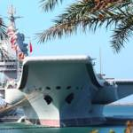 陸2航母傳將台海外軍演 與美恐爆衝突