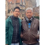 華裔僑商陳潔明於巴西東北部做慈善公益傳承爸爸的愛心
