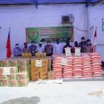 三輪慈善基金會印尼送暖 濟貧物資千戶受惠