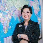 全球經驗進國會 世界級立委溫玉霞