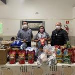 巴西慕義教會捐贈防疫民生物質給ABRAC兒童之家發揮人飢己飢的精神