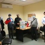 阿根廷僑界樂捐物資 協助抗疫