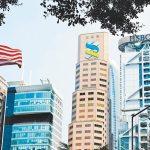 亞洲金融中心 仍非香港莫屬