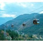 智利瓦爾帕萊索3部登山纜車恢復運營 載客量減半