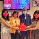 世華北加州分會會長交接 傳承工商婦女服務精神