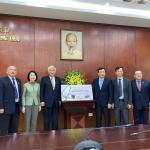 中華民國捐助40萬美元賑濟越南中部水患