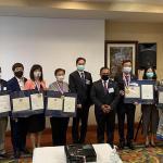 總統義工服務獎 7亞裔獲頒金牌奬