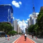 巴西人到底有多愛玩?週末封閉最繁華金融街,只為讓市民隨心玩耍