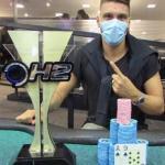全能型人才!泰山外援莫伊塞斯在巴西獲得撲克牌比賽冠軍