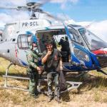 巴西男子叢林墜機後被困 靠吃水果鳥蛋生存38天