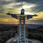 巴西新建一座大型耶穌像 規模將超越里約雕像